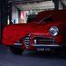 Alfa Giulietta Sprint kukucskál