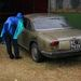 Ez a rozsdás dupla kipufogó tulajdonosa. Fiat 1500 kupé