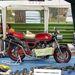 Egy rendkívül rokokó-stílusú Honda sportgép