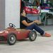 Megpihenni egy Ferrari mellett