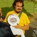 Árpád a 30 eurós mindenfélegép-tányérral
