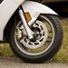 A Brembo fék csak pihen - leginkább motorfékkel lassítunk