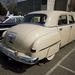 Bézsszínű Plymouth - amikor az amerikai autók még csótányformájúak voltak és nem akartak űrhajóra hasonlítani