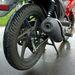 Tömlő nélküli gumi, ritkás küllők - a Honda szerint így jobb az úttartás és könnyebb a takarítás