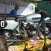 Velox. A név nem árulkodik, de ha megnézik - ez a motor biztosan olasz. A velox cég 1951-53-ig mopedeket készített, de valami azt súgja nekem, hogy ez a motor nem tőlük van