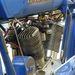 Nem négyhengeres, csak egy V2-es, oldalt szelepelt motor az Emblem motorkerékpárban