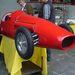 Ferrari-versenyautó 1:2 arányban. És működik!
