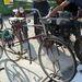 Taposós bicikli