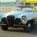 Nem Facel-Vega Facellia, akármennyire is hitték, hanem egy sokkal kevésbé ismert Lancia Aurelia B55 Ghia 1956-ból. Egyetlen példányban létezett. V6-os, 2,3-as motorja 87 lóerős, 150-et tudott. Érdekes, de nem túl szép elölről