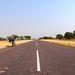 A Transz-Kalahári országúton