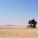 Pihenő a Namíb-sivatagban