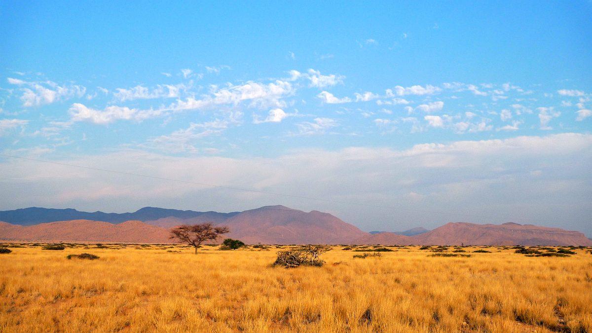 Az útvonal: Lesoth-Dél-Afrika-Botswana-Namíbia-Dél-Afrika-Lesotho