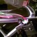 Új fesszabályzó, új tartó, új kábelköteg