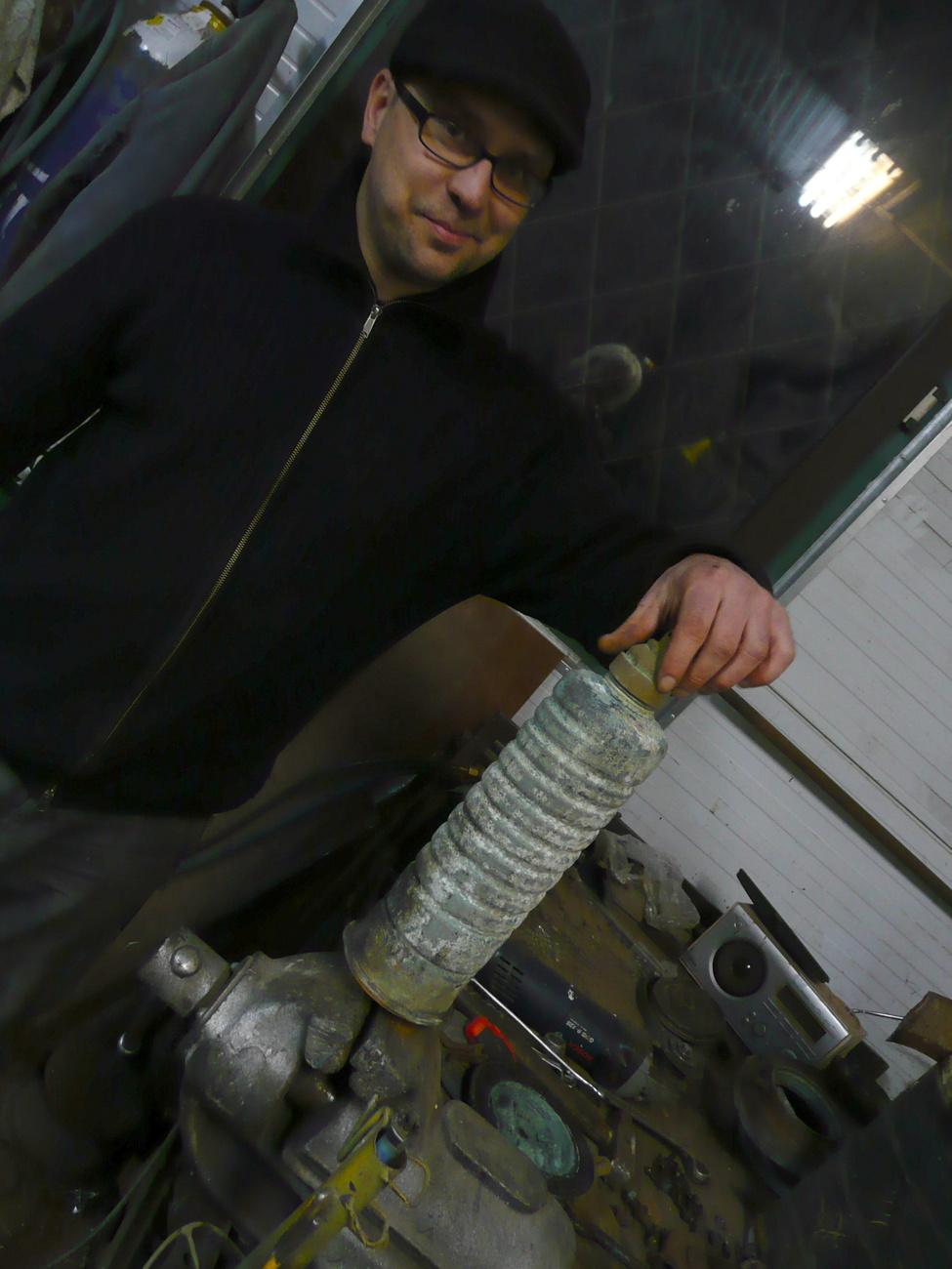 A Skoda-lámpából csak a közepe használható