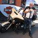 Dobai Attila, a Harley-Davidson Budapest ügyvezetője ismertette az újdonságokat