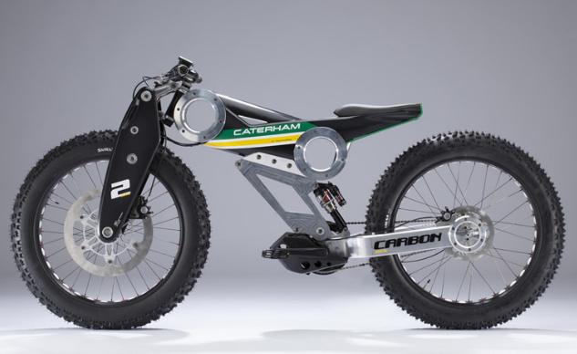 Caterham Clasic E-Bike
