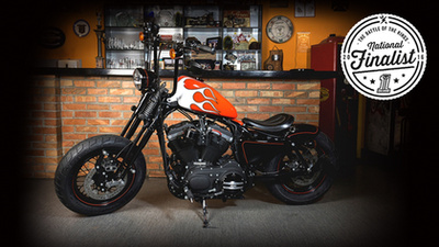 5. Harley-Davidson V-Force