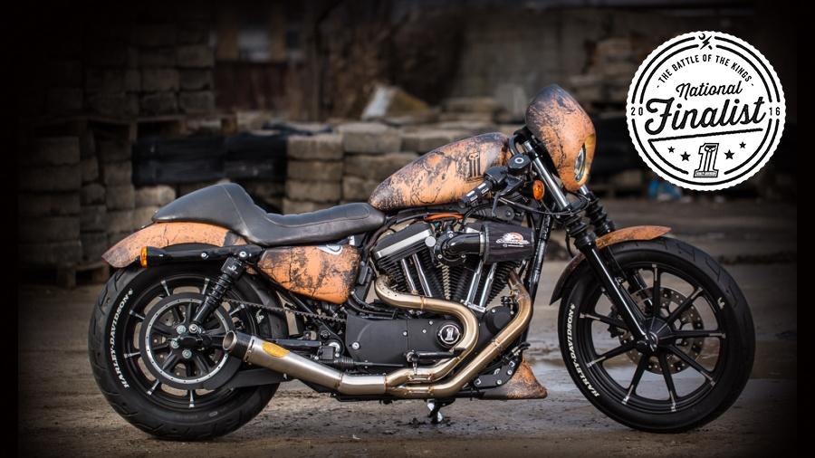 5. Harley-Davidson V-Force