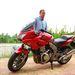 Honda CBF 1000. Nagy, nehéz és gyors - ilyennel rutinoztak az oktatók, olyan könnyedén, mintha csak 50 kilós lett volna.
