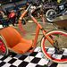 Gyerekek öröme a tekerhető pedálos custom bringa, ugyancsak a Kern és Kern építménye