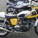 Thruxton Cafe Racer