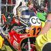 Maria Costello ötödik lett evvel a Suzukival