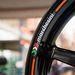 Nem csak a felni, de a műanyagok is olaszok a KTM-eken, azt az Acerbis szállítja