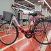 Női városi bicikli, sportátuházból