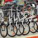 Összecsukható biciklik
