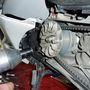 Mivel CVT-váltó sok hőt termel, a főtengelyen lévő variátorra mindig tesznek ventilátorlapátokat is. A hajtásház elöl szívja, és általában hátul-alul fújja ki a levegőt