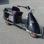 A Salsbury Model 85-ből 1947 és 1950 közt már közel ezer darabot eladtak. Motorja hat lóerős volt, legnagyobb sebessége óránként nyolcvan kilométer fölötti