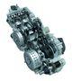 A valaha volt legösszetettebb robogóhajtás a Suzuki Burgman 650-ben található