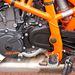 Ez a jelenlegi legerősebb, szériagyártású egyhengeres négyütemű motorblokk a piacon