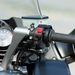 Kawasaki: vészleállító, vészvillogó, indítógomb