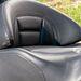 Kényelmes a hátsó ülés, de a támlafűtés hiányzik