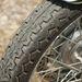 Régies mintázatú Dunlop abroncs