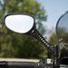 A tükrök elhelyezése jó, figyelhetjük, mi zajlik mögöttünk