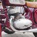 Nagyon szép formájú a motorja