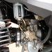 Precíz kis karburátor a szűrő mögött