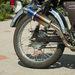 Vékony kerék, egyszerű futómű