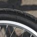 Extra kerékméret elöl: 21-es a fűzött küllős kerék