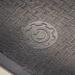 Fogaskerekes logó a nyeregbe nyomva