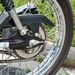 Biciklilánc hajtja a hátsó kereket