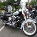 Elsőre olyan, mint ha negyvenéves lenne, de már az acélfelnik sem ugyanolyanok, mint a régi Harleykon