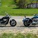 A Harley Sportster sokkal