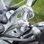Meseszép alumínium kormánykiemelők a Moto Guzzi klasszikusán