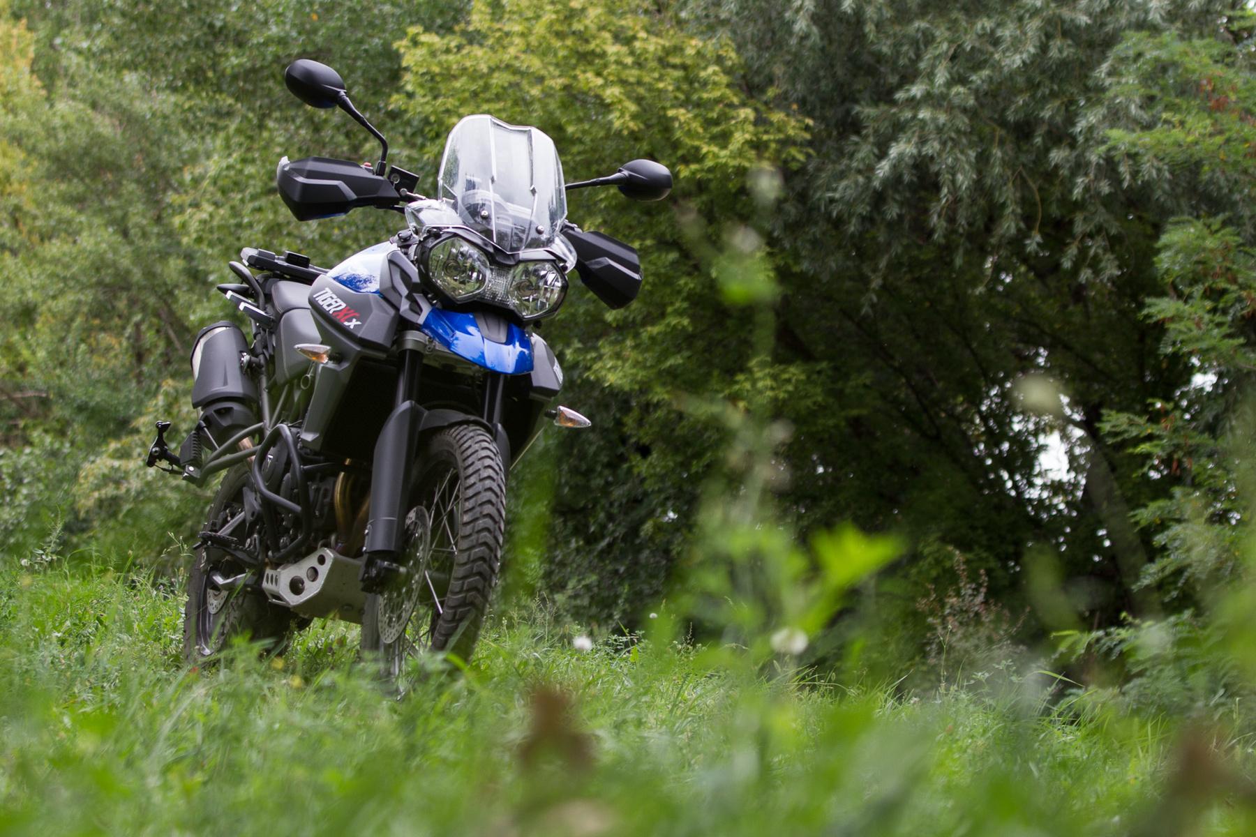 Totalbike Teszt Triumph Tiger 800 Xcx Gal 233 Ria